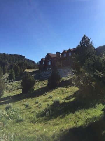 HAIL COLUMBIA RANCH - Butte - Casa