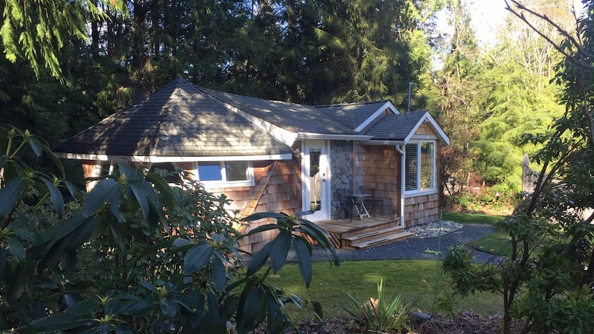 Hobbit House in Qualicum Bay, BC.
