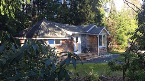 Hobbit House in Qualicum Bay, BC.
