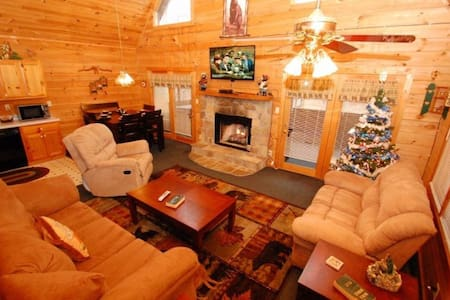 Pigeon Forge Cabin Specials 7 December Nights Left - Pigeon Forge