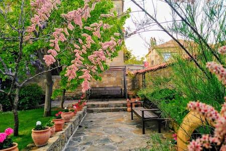 Adatepe'nin Kalbinde Taş Ev