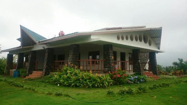 Secret villa