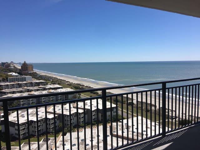Ocean View-Ocean Forest Plaza 1805 - Myrtle Beach - Apto. en complejo residencial