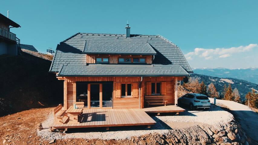 Familienfreundliches Ferienhaus in Klippitztörl