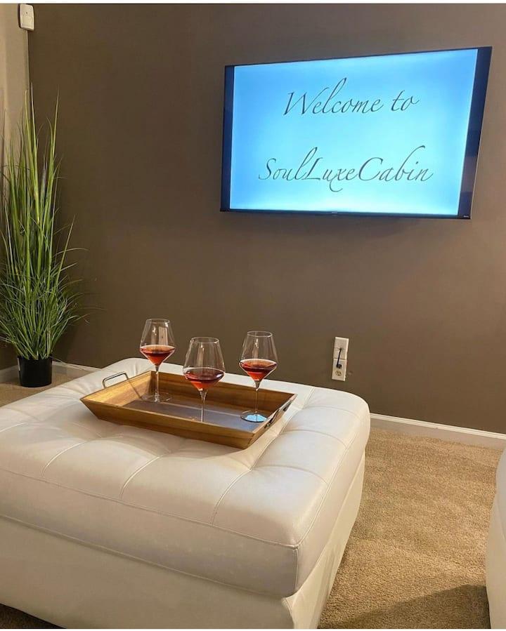 Soul Luxe Cabin