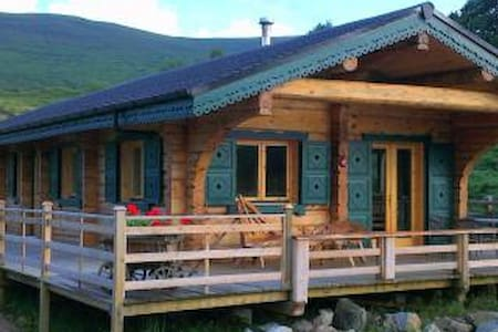 Log Cabin Rus Blaich Nr Fort William The Highlands
