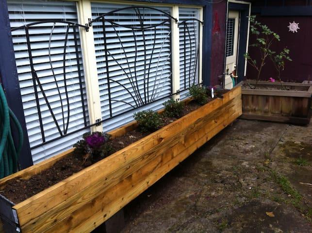 East Village Private Garden Gem!
