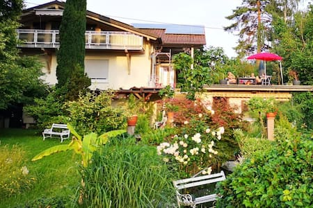 Casa Luna - zwischen Schwarzwald und Vogesen
