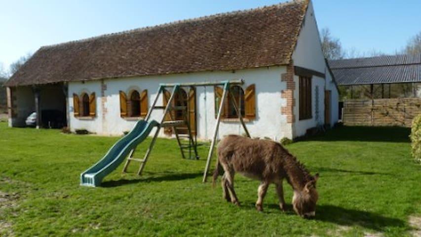 Holiday cottage Le Village du Champ - Villeherviers - Ev