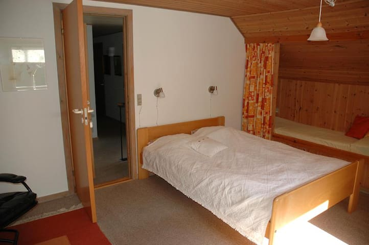 Billum near Blåvand - Double room 4 - Billum - Bed & Breakfast
