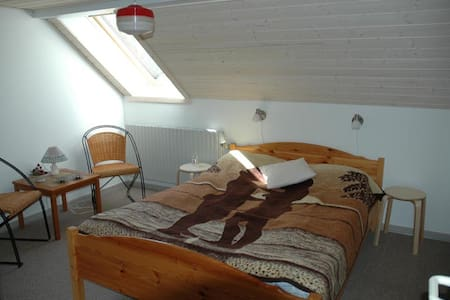 Billum near Blåvand - Double room 5 - Billum