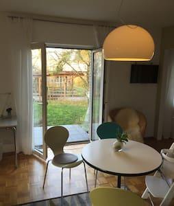 Zwischen den Gärten - Detmold - Appartement