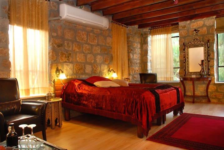 Beit Shalom: Arava Luxury Suite - Metula - Byt