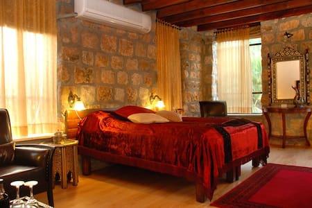 Beit Shalom: Arava Luxury Suite - Metula - Apartament