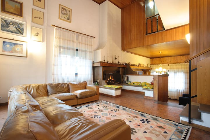 Villa in a natural park near Rome  - Viterbo