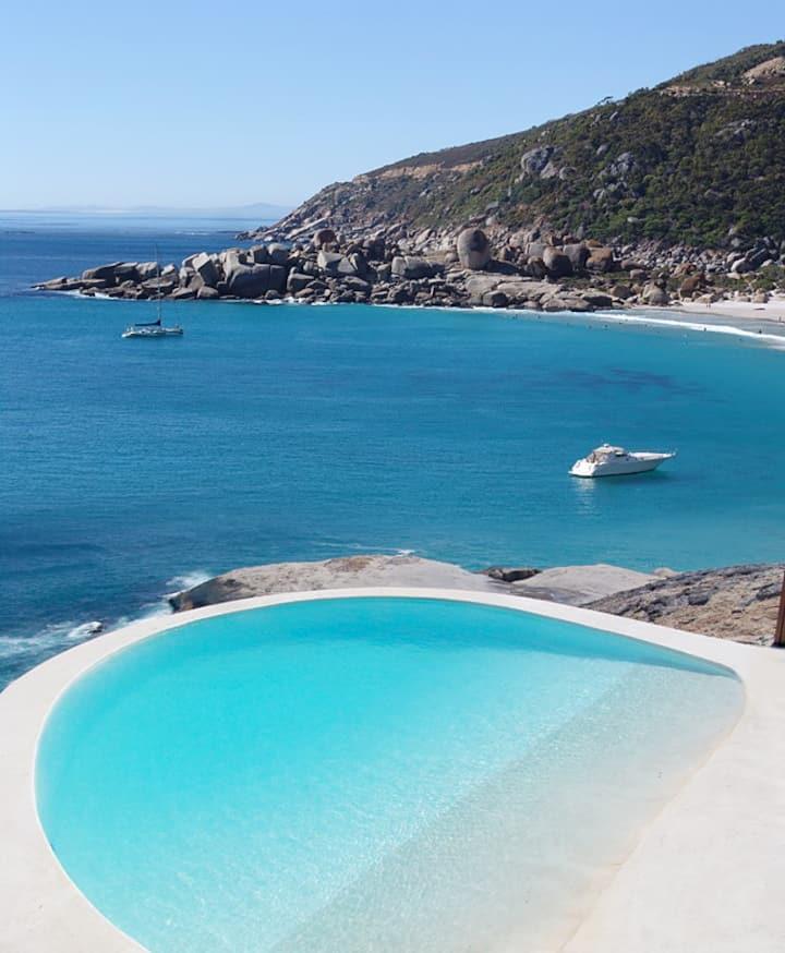 Cape Town Villa on the Rocks