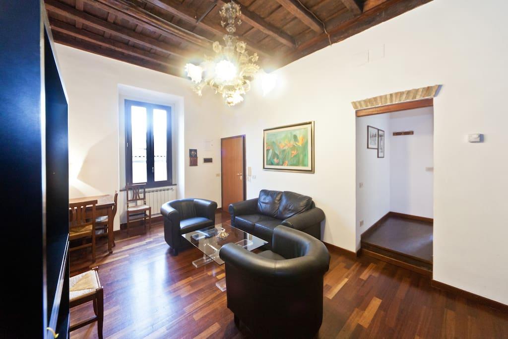 3 bedrooms Trastevere Lodge House