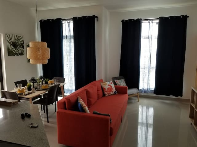 NEW!!! Cozy boutique beach style Apartment BANI DR