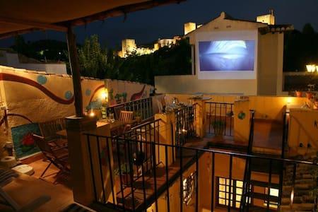 EcöConscious Quiet Moorish house... - Granada