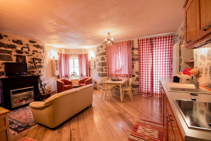 Cottage Madonna - San Martino di Castrozza - Apartment