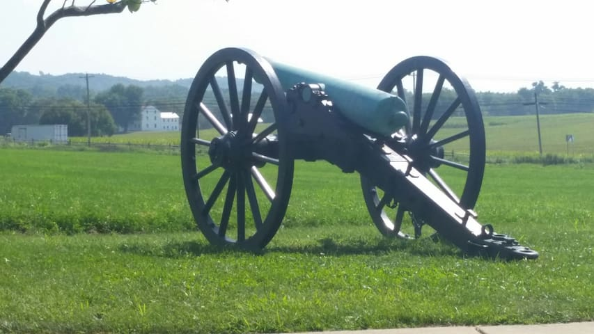 Rich History of the Civil War and Battlefields nearby