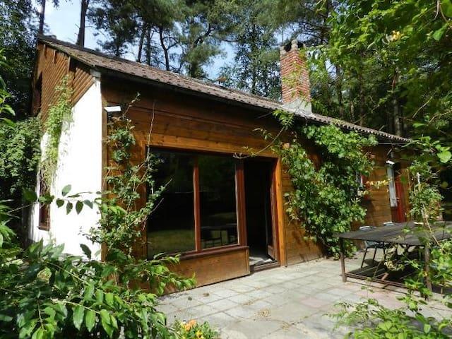 Authentic & peaceful forest house - Retie - Dům