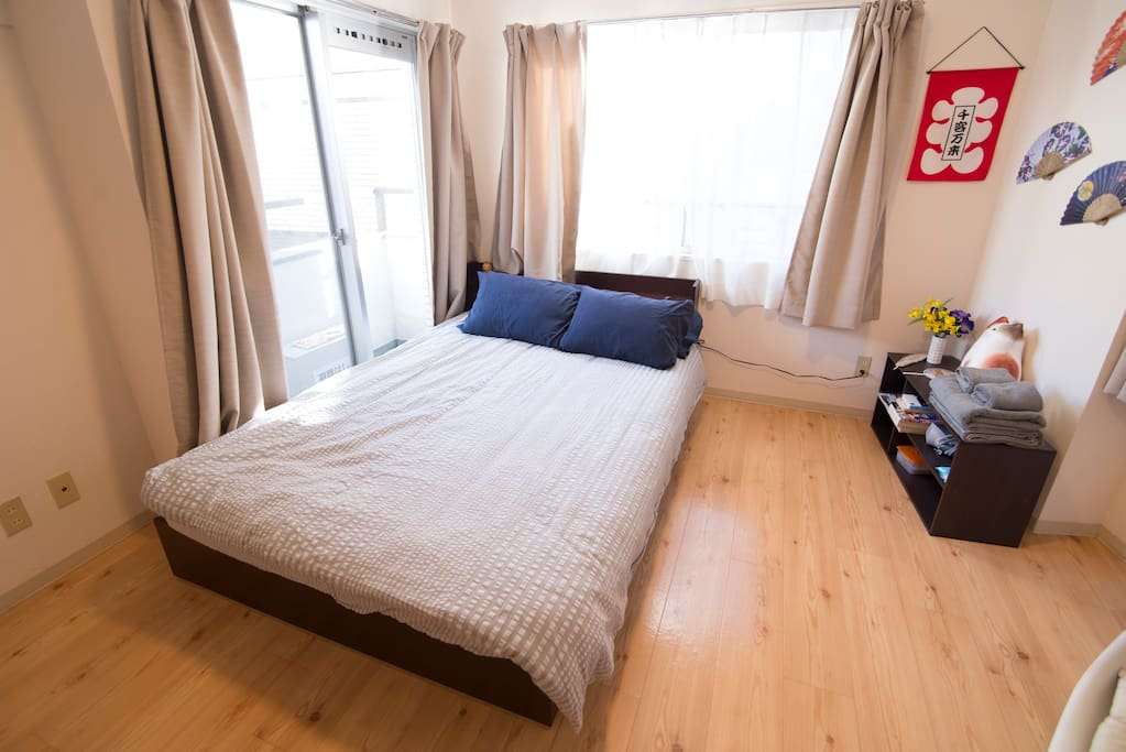 double bed/雙人床