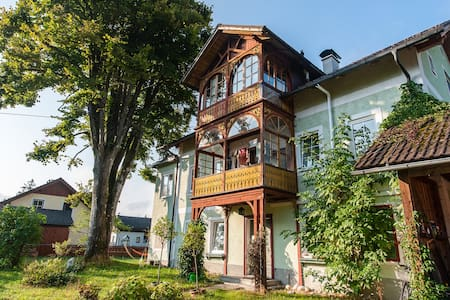 Apartment with Garden + Salzkammergut Card incl.