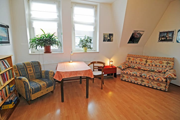guest room in the Kreuzviertel area
