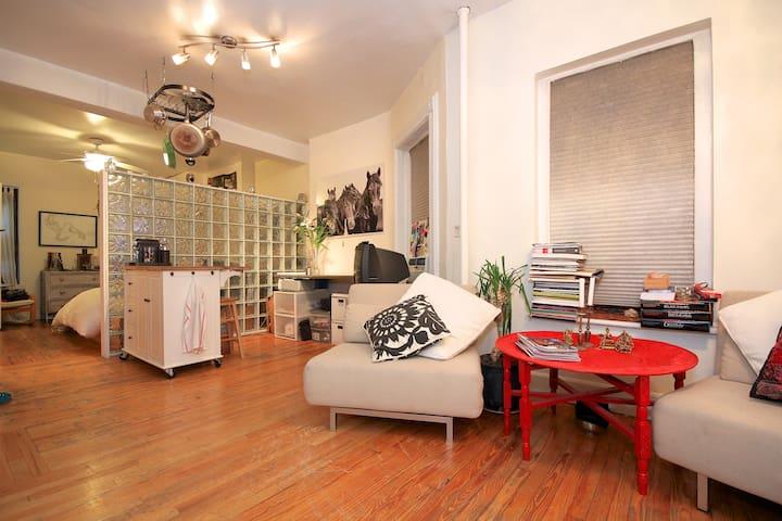 Quarantine Haven! Amazing NY apartment SoHo/Nolita