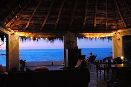 Oceanfront,Eco,Beach,Romantic, -  Puerto Vallarta - Dom