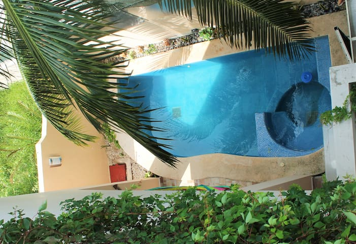 Amazing Apartment near to beach Puerto Juares - Cancun - Byt