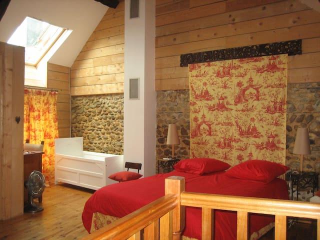 Petite maison dans les Pyrénées - Montgaillard - Casa