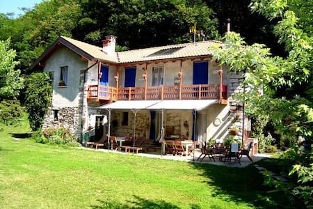 B&B Melizio, lake Orta