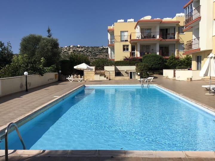 Cosy apartment near Corallia beach
