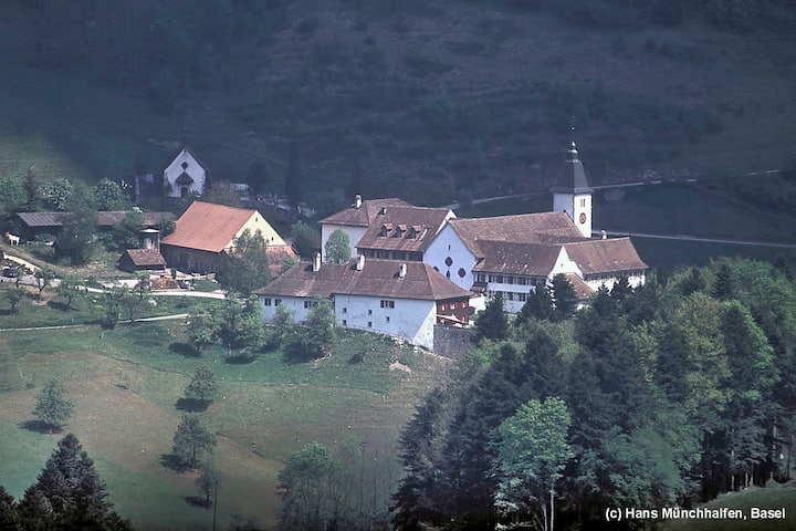 Orthodox Monastery Beinwil