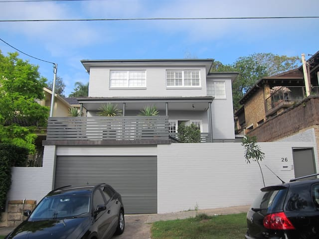 Double Bay Stylish Family Home - Double Bay - House