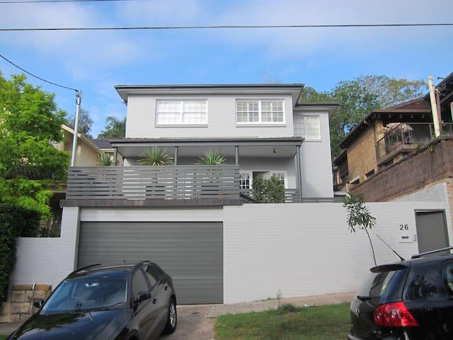 Double Bay Stylish Family Home - Double Bay - Dům