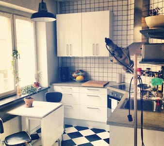 Cozy two room flat for 2-3 persons - Malmö - Apartment