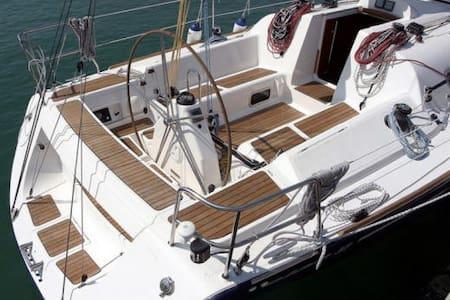 Boat in Oporto Atlantic Marina - Matosinhos