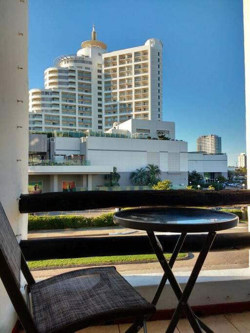 Vistas Al Hotel Conrad Punta del Este