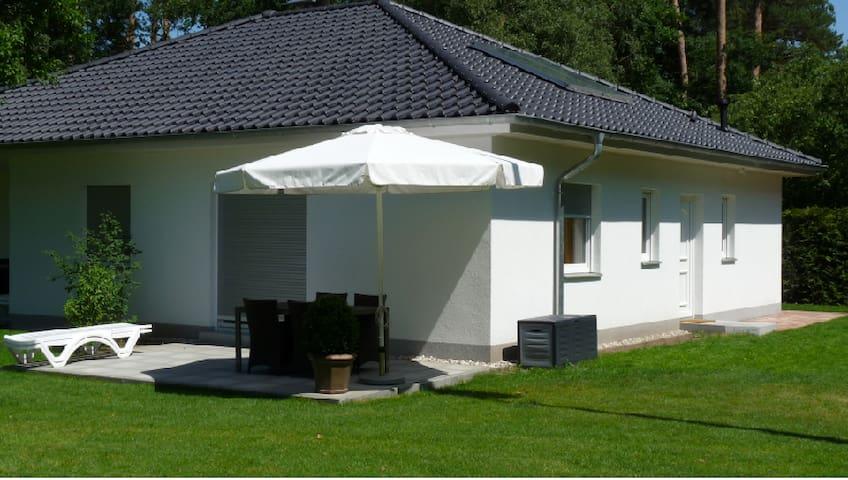 """Luxus-Apartment """"Stechlin""""  - Schönwalde-Glien - Lägenhet"""