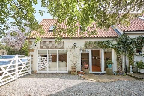 A beautiful,  private rural Yorkshire retreat