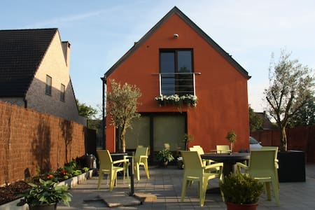 Quiet b&b in the center of Belgium - Inap sarapan