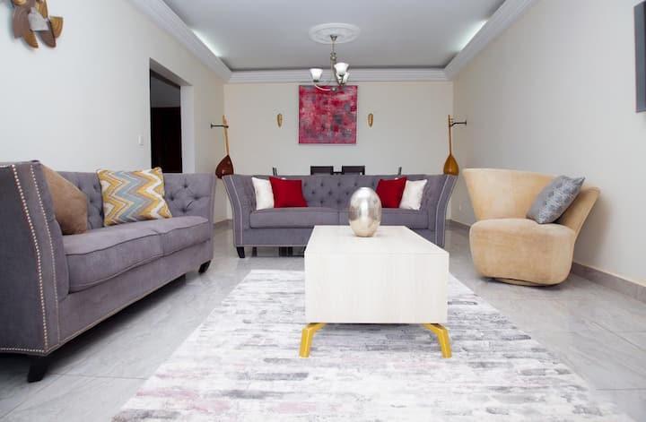 CNPS Lodge : Appartements meublés de haut standing