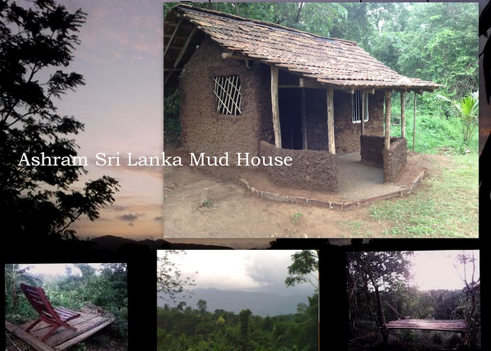 The place call mud house