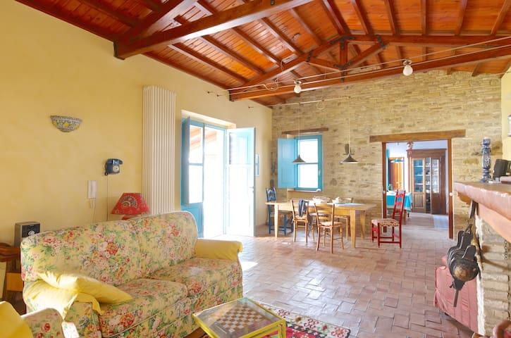 B&B RIFUGIOMARE - Rocca San Giovanni - Bed & Breakfast