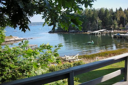charmingcottage, cliff island maine - Insel