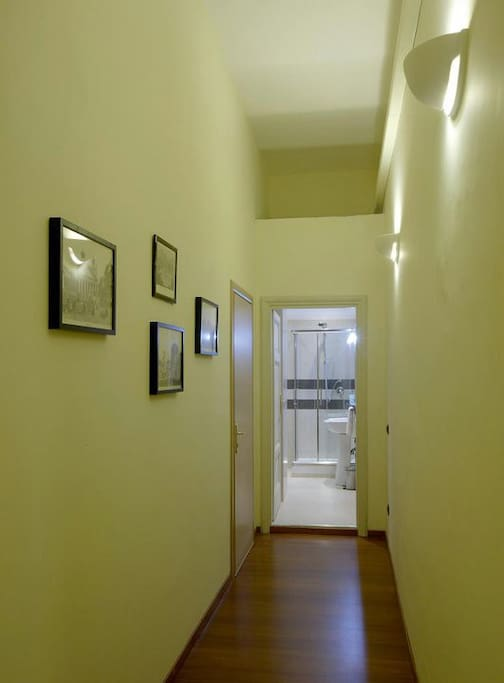 Corridoio della stanza