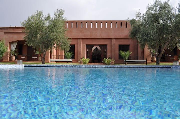 Riad des Délices -  8 Splendid Suites